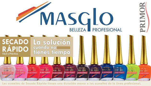 Esmaltes Masglo: nueva marca en Primor - Blog Primor