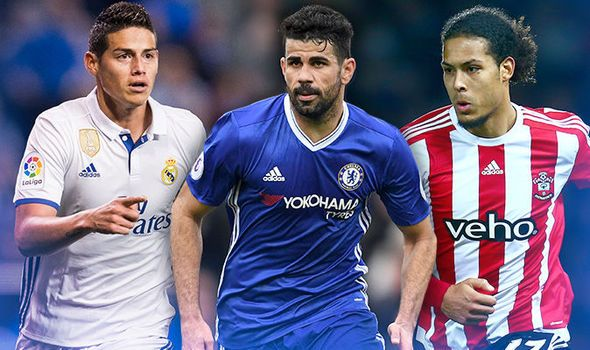 Transfer news LIVE updates: Costa's Chelsea exit Liverpool Man Utd and Arsenal latest   via Arsenal FC - Latest news gossip and videos http://ift.tt/2r8DLt8  Arsenal FC - Latest news gossip and videos IFTTT