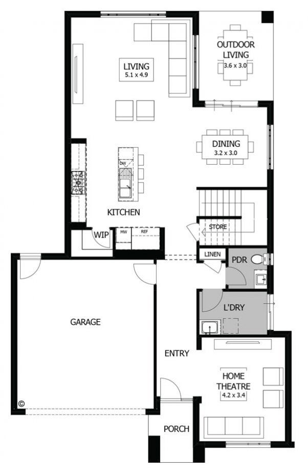 2 storey house plans nova mojo homes