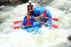 Clear Creek Rafting, Idaho Springs, CO