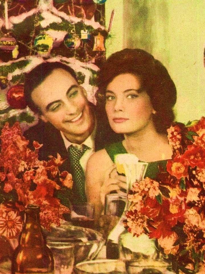 Ανδρέας Μπάρκουλης & Τζένη Καρέζη