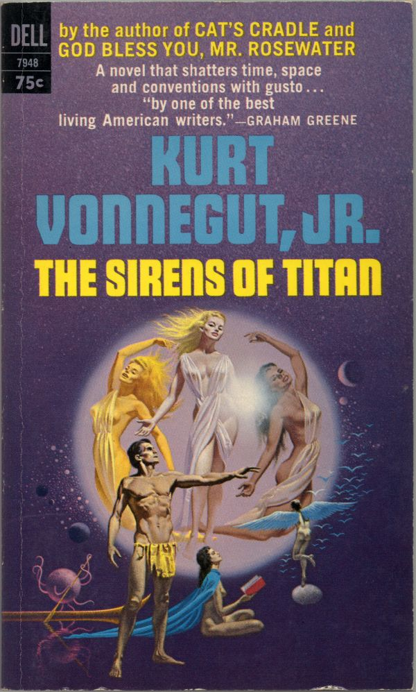 The Sirens Of Titan (1966), Kurt Vonnegut, Jr.