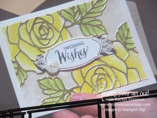 Click here to see more photos from the November 2015 OnStage Local event in Milwaukee… #stampyourartout #stampinup -  Stampin' Up!® - Stamp Your Art Out! www.stampyourartout.com