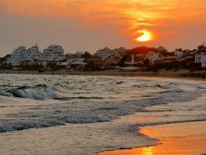 El Portil sunset