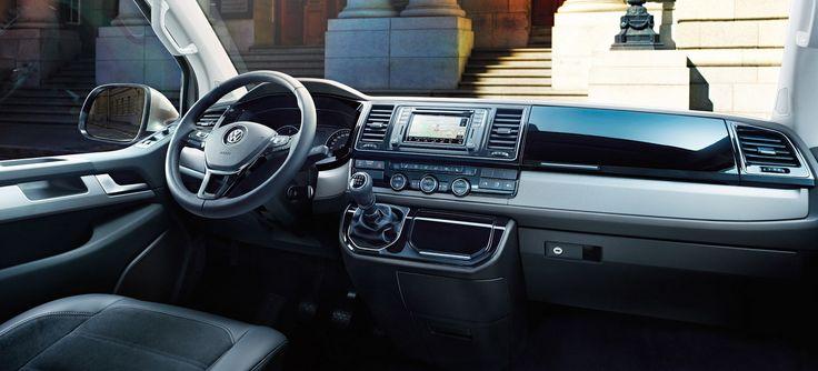 Essai Volkswagen Multivan T6 (2015), le nouveau transporteur de troupe