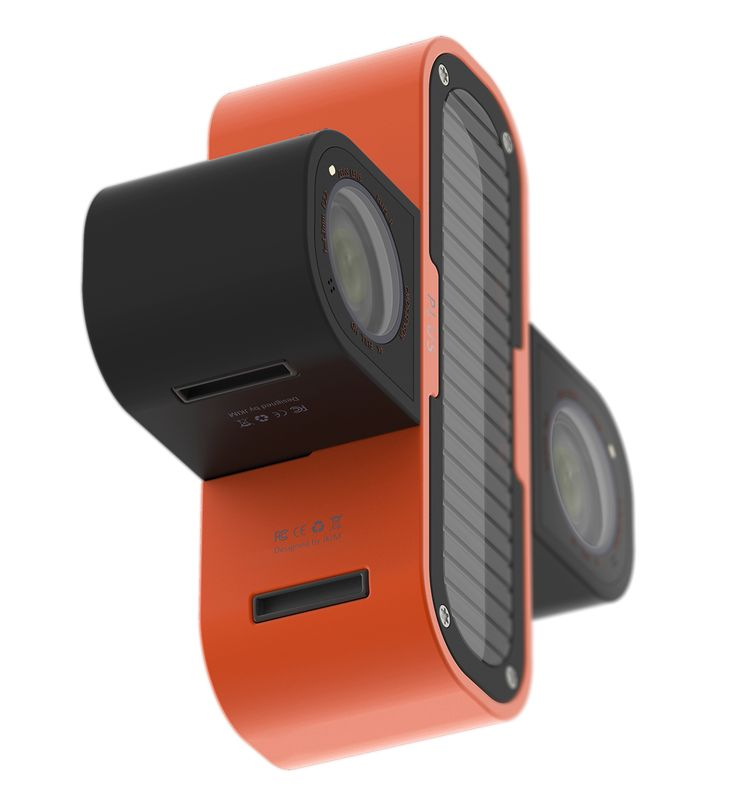 PLUS : 3D action cam + lighting on Behance