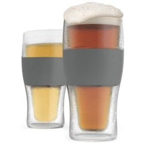 HOST Freeze Cooling Beer Pint Glass for The Perfect Temperature Every Time, Clear, Set of 2 For the man who is not a romantic but enjoys his beer this glass is made from BPA free plastic. http://awsomegadgetsandtoysforgirlsandboys.com/valentine-gifts-men/ Valentine Gifts For Men: HOST Freeze Cooling Beer Pint Glass for The Perfect Temperature Every Time, Clear, Set of 2