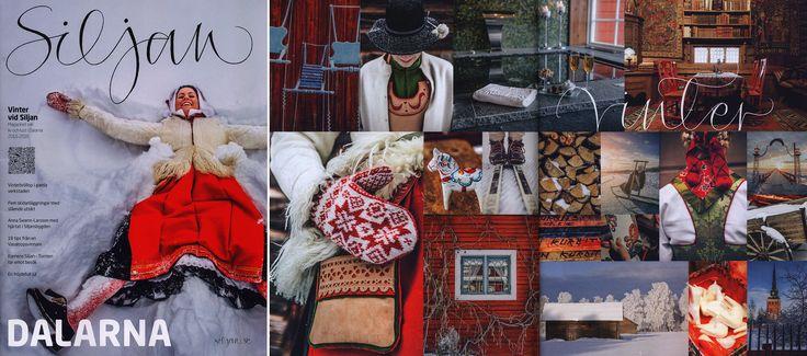 https://flic.kr/p/EUfTQ2 | Siljan 2015-2016; Dalarna co., Sweden | tourism travel brochure | by worldtravellib World Travel library