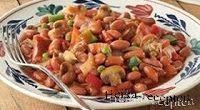 Heika - recepten: Bonenschotel met gehakt en paprika