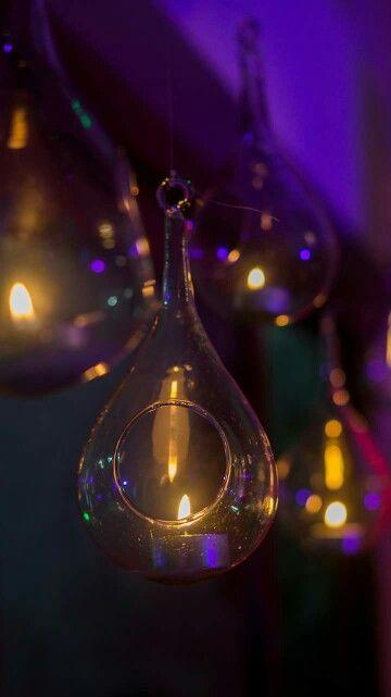Burbujas velas