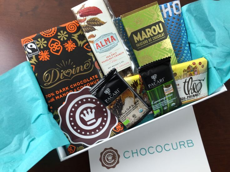 Chococurb Review - January 2015 - New Chocolate Subscription Box! - http://mommysplurge.com/2015/01/chococurb-review-january-2015-new-chocolate-subscription-box/