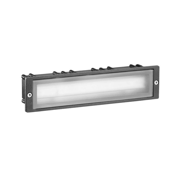 Recessed Exterior Led Wall Lights