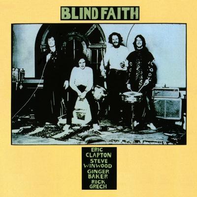 Blind Faith - Blind Faith 1969 Music Front Cover