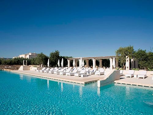 Top 5 most romantic places to stay in Europe: Borgo Egnazia, Puglia, Italy #Travel #TravelTuesday