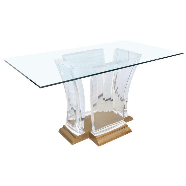 Best 25 Lucite table ideas on Pinterest Acrylic table Colour