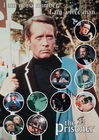 """The Prisoner""; Britse TV-serie; was bloedspannend! Was eigenlijk science fiction, maar die term gebruikten we toen nog niet. Zestiger jaren."