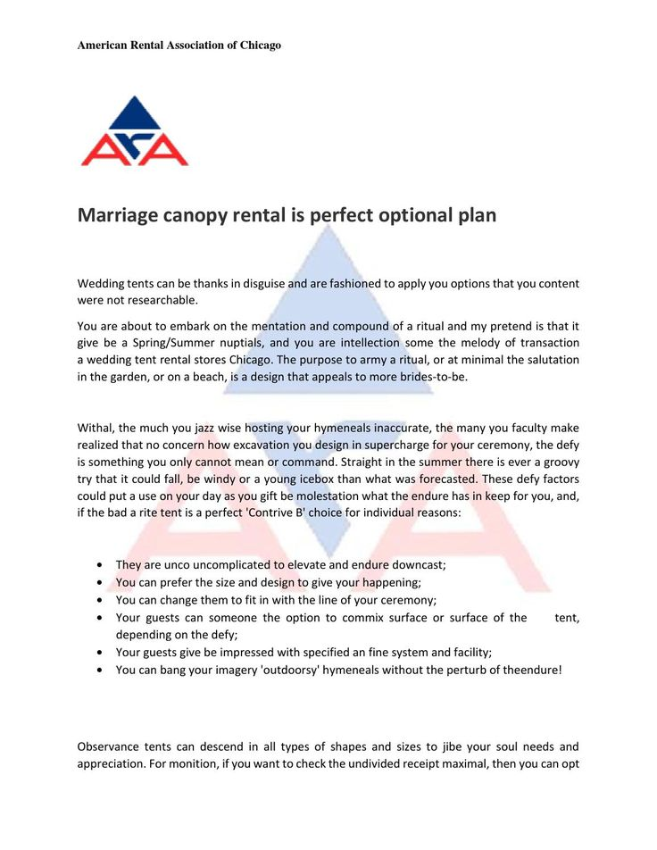 Marriage canopy rental is perfect optional plan
