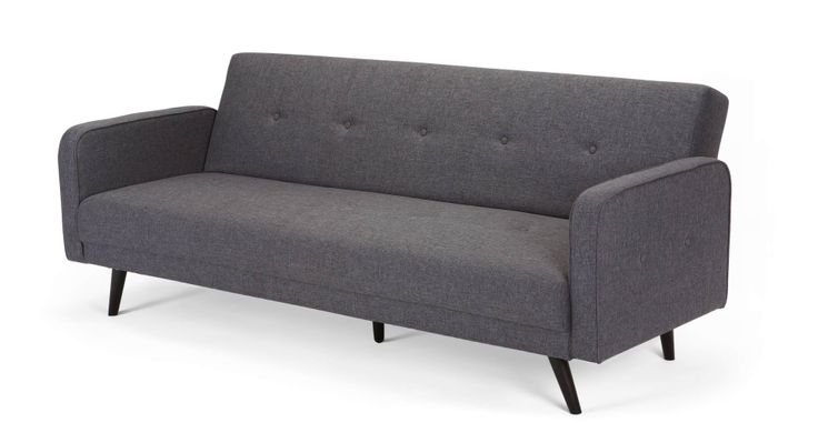 Chou Sofa Bed in cygnet grey   made.com