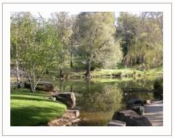 Ironstone Winery Gardens