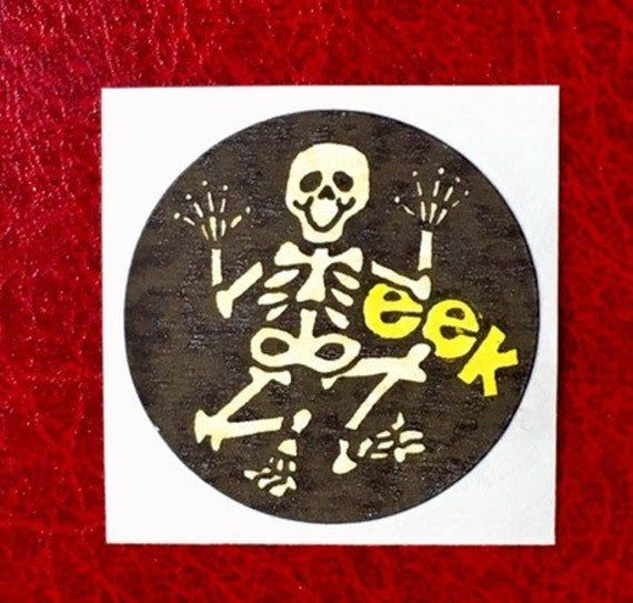 Pin On Vintage Stickers