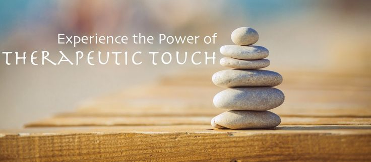 Therapeutic touch is a modality of energy healing that utilizes a hands off form of touch therapy to balance your body's energy. Learn more about it here.