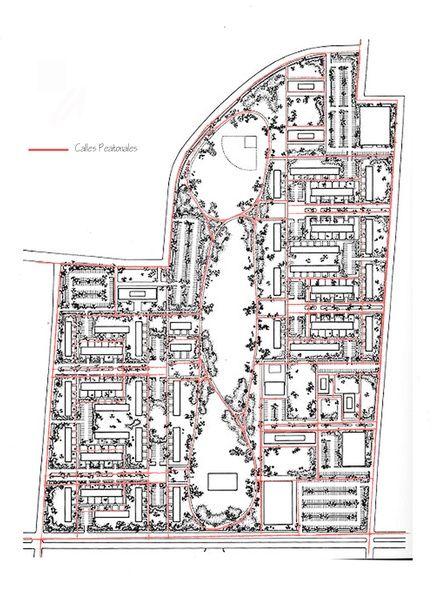 doyoucity - Formas Urbanas de Lafayette Park, Mies van der Rohe
