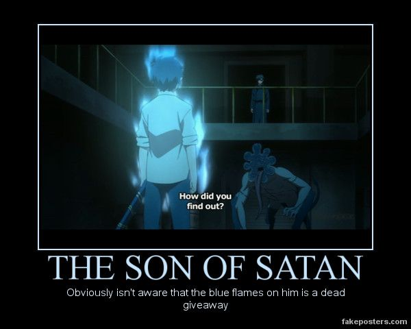 SON OF SATAN by TrixieTheEvilPixie.deviantart.com on @deviantART