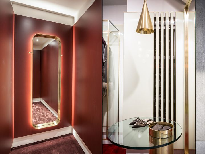 GB Boutique By Baciocchi Associati Courmayeur Italy Retail Design Blog