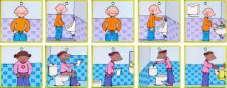 pinterest jules op het toilet - Google zoeken