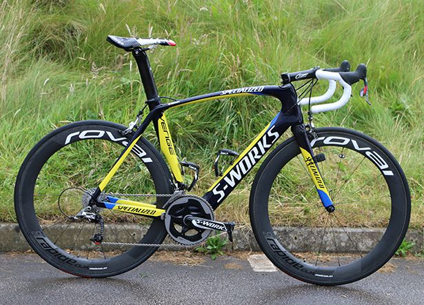 Michael Morkov's Specialized S-Works Venge, Tour de France - 2014