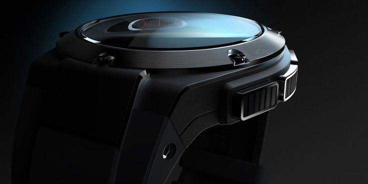 HP lance une montre connectée design