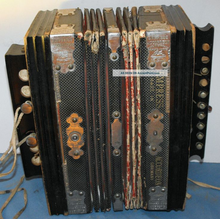 Antique accordion | Life is a Cabaret | Pinterest | Search ...