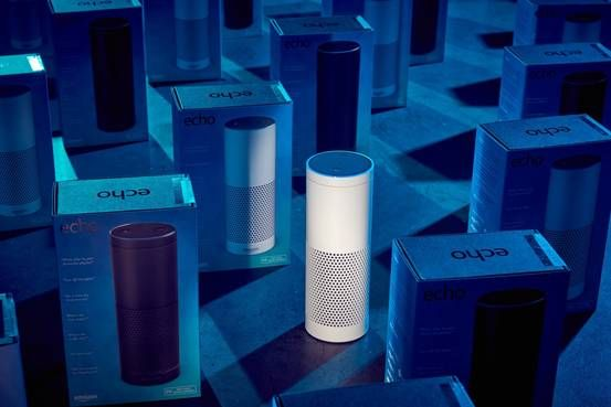Your Next Friend Could Be a Robot - Amazon's Alexa and its rivals could change how people interact with computers
