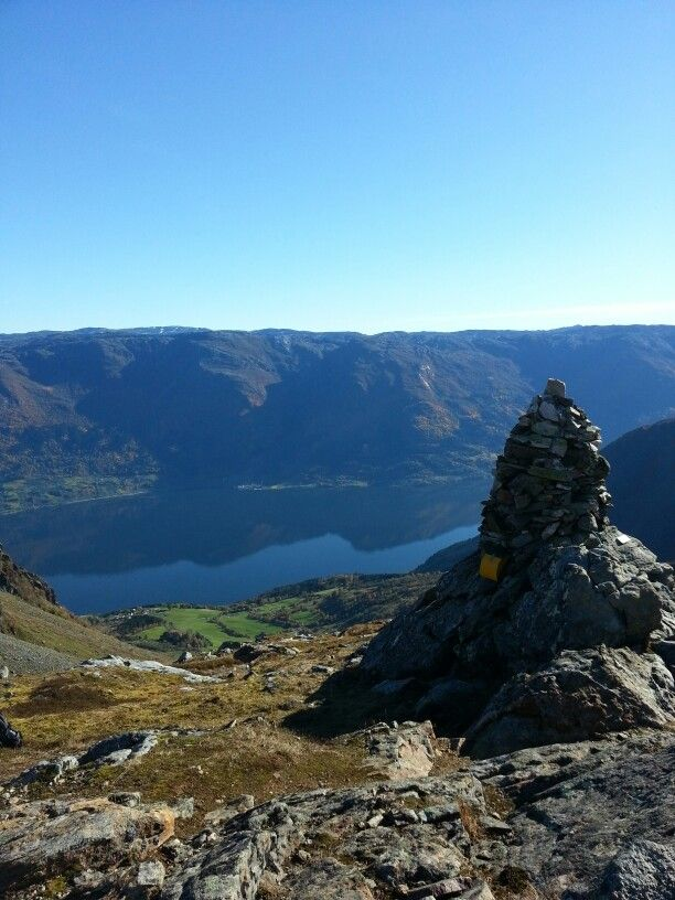 Hardanger in Norway!  My home!