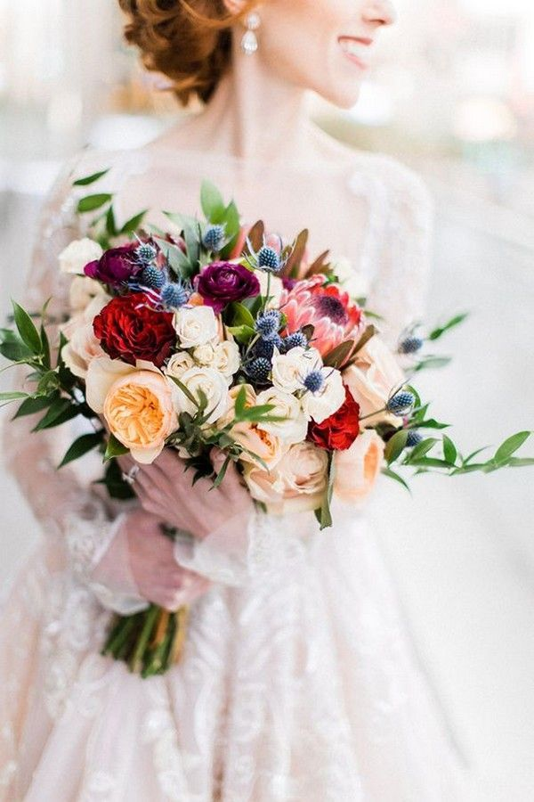 25 Brilliant Wedding Bouquets For Spring Summer 2020 Summer