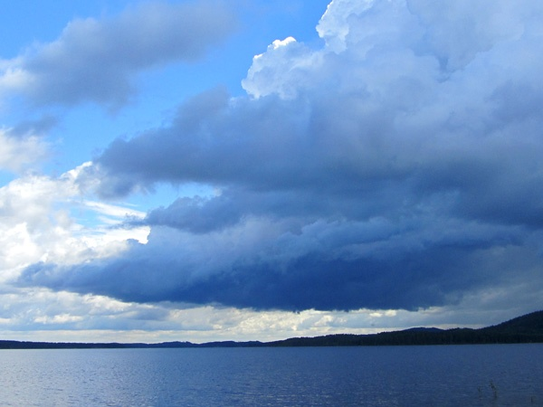 Clouds, Photographer Taina Tervonen