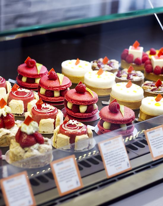 French Pastries!  European Foods in Riverhead, NY offers a great selection of smoked fish, meat cold cuts, caviar, European bread, pastry, sweets, candy, and European ice cream! Call (631) 727-4070 for more information!