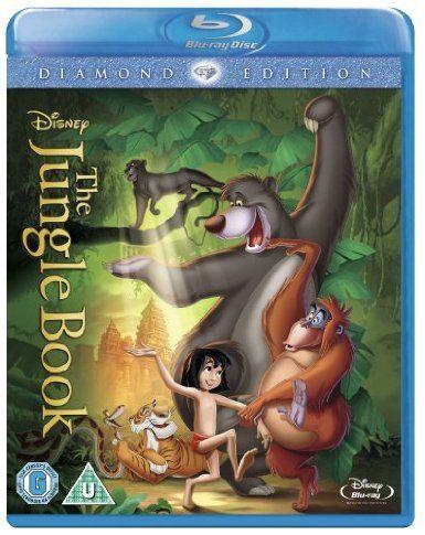 The Jungle Book [Blu-ray] [1967] - £10