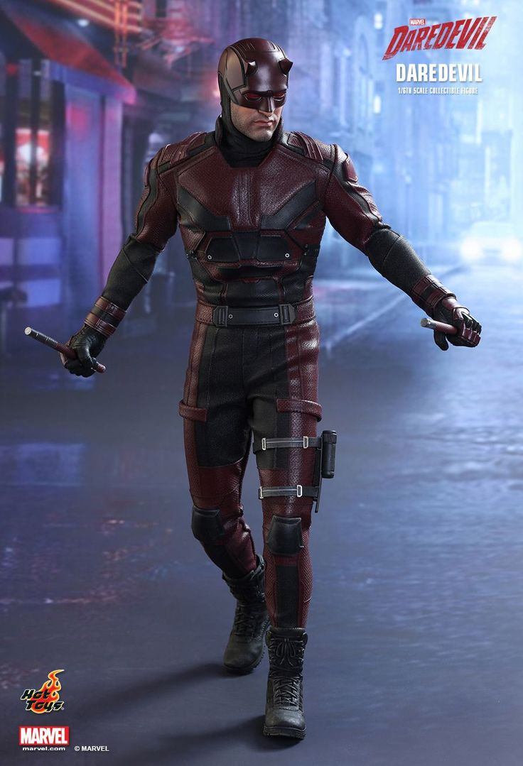 Hot Toys : Marvel's Daredevil - Daredevil 1/6th scale Collectible Figure
