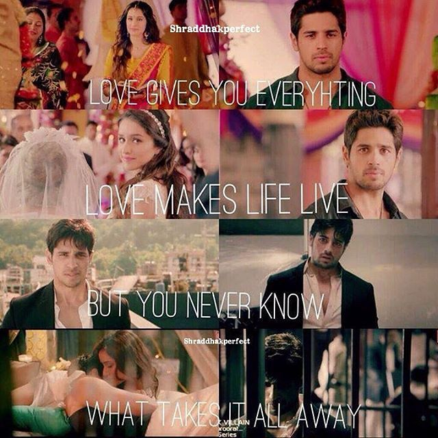 So as u all know #EkVillain completes 2 years... Here is the Ek villain spam for next few posts atleast! ❤️ I hope you ll like it! The movie wass❤️❤️❤️ @shraddhakapoor @s1dofficial @riteishd