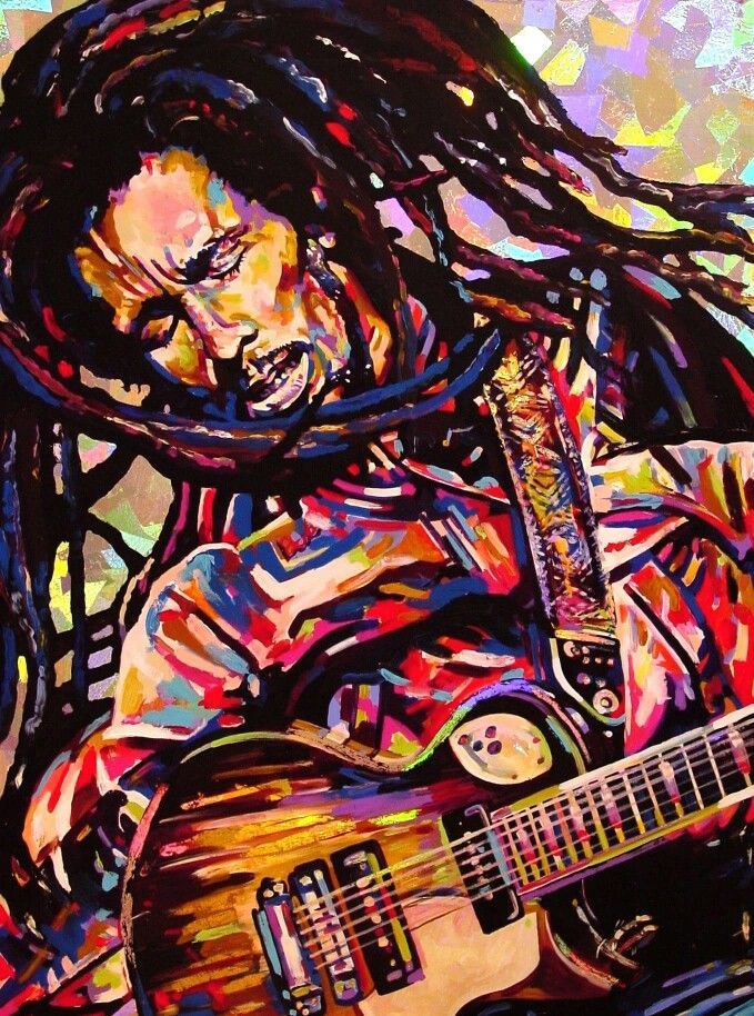 Music givesasoul to the universe, wings to the mind, flight to the imagination and life to everything.-Plato  #bobmarley #jamaica #rasta #love #ifshesamazingshewontbeeasy #nothingworthhavingcomeseasy #noonewouldsaiditwouldbeeasy #bob #marley #wisewords #instaquote #truth #realise #lifelessons #plato #music #painting #stunning #colourful #beautiful #soul