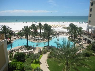 Sandpearl Resort Clearwater Hotel