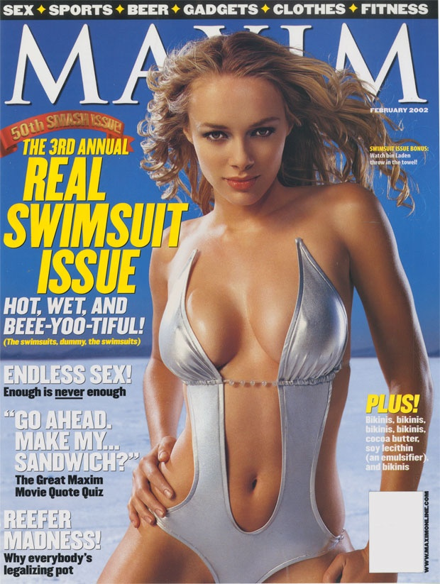 How Florida Gulf Coast's Coach Won…The Hand of a Maxim Cover Girl!