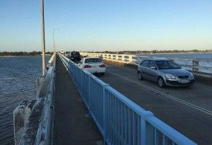 Work will get underway this week on the construction of six new pedestrian passing bays on the Bribie Island bridge. #BribieIsland #bribiebridge http://www.ourbribie.com.au/news/works-commence-bribie-bridge-upgrade/