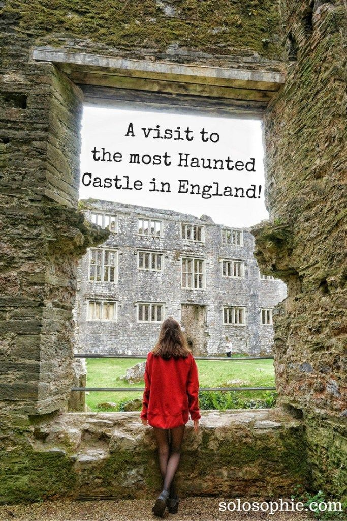 most haunted castle in england berry pomeroy