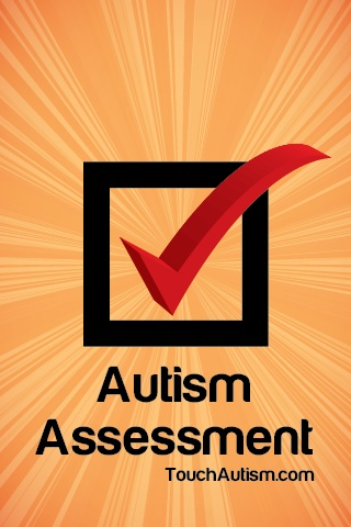 Autism Assessment is made up of 72 questions written by a board certified behavior analyst for the caregiver of the person (called client) in question. Each question represents part of the DSM-IV definition and diagnostic criteria for a diagnosis of an autism spectrum disorder. Results of the assessment can be easily e-mailed from the app.