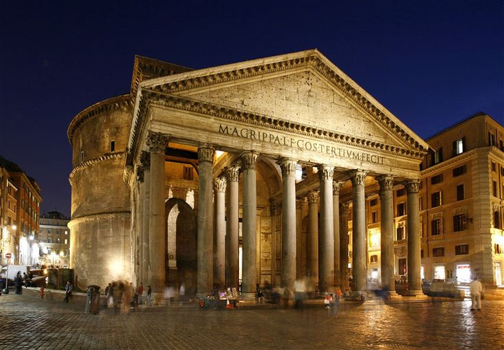pantheon ... this is a lovely post about the pantheon and some places to mangia nearby