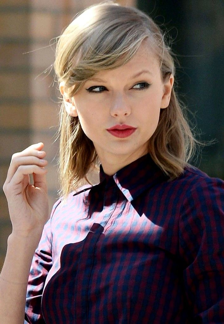 Groovy 1000 Ideas About Taylor Swift Haircut On Pinterest Red Tour Hairstyles For Women Draintrainus