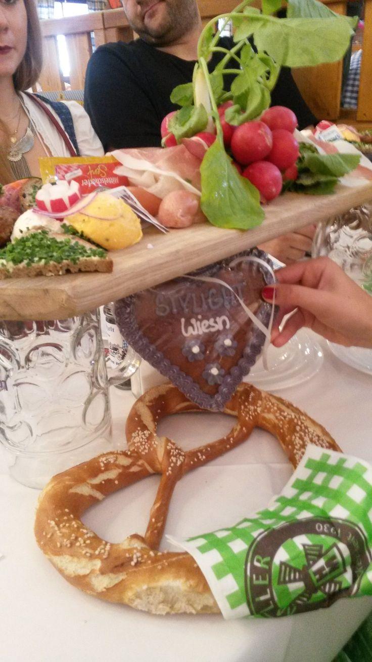 #food #brezel #bavaria #insidestylight #wiesn #octoberfest #munich