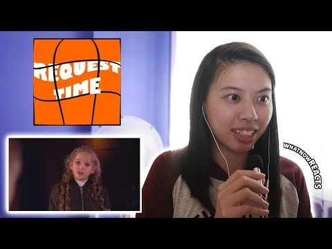 #258 Issy Simpson Auditions - BGT 2017 Reaction & Discussion | whatnowREACTS - YouTube